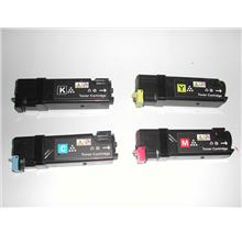 Fuji Xerox Docuprint 1110 CMYK/COLOR Toner cartridge Refill