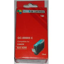 Canon GC-00005 Cyan compatible ink